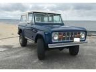 1968 Ford Bronco Classic Truck in South Hampton, NY