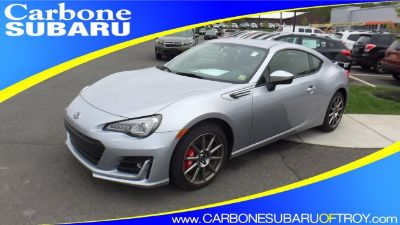 2017 Subaru BRZ Limited (Ice Silver Metallic)