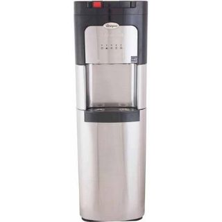 Whirlpool Stainless Steel Bottom-Load Water Dispenser Water Cooler