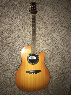 Ovation Applause acoustic/electric