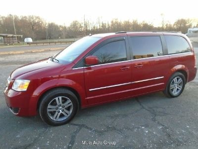 2009 Dodge Grand Caravan SXT 4-Speed Automatic