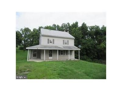 4 Bed 1 Bath Foreclosure Property in Liverpool, PA 17045 - Hill Top Rd