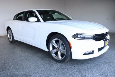 2018 Dodge Charger SXT (White)
