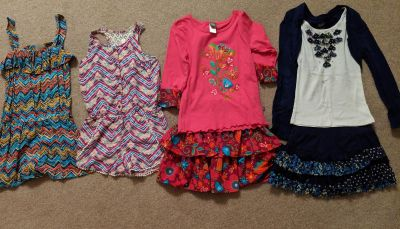 Girls size 7/8 Outfits Set
