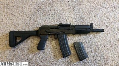 For Sale: Arsenal slr106u pistol ak in 556