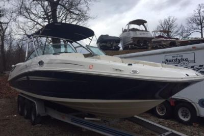 2008 Sea Ray 290 Sundeck®