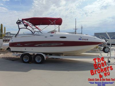 2005 CHAPARRAL 232 SUNESTA OPEN BOW BOAT33995
