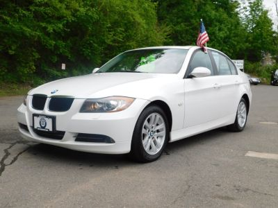 2007 BMW 3-Series 328xi (Alpine White)