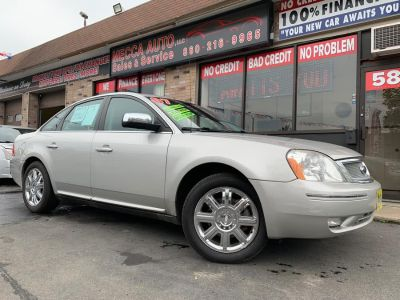 2007 Ford Five Hundred Limited (Silver)