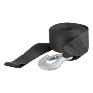 Buy Curt 29007 Nylon Winch Strap with Zinc Snap Hook Camper Trailer RV motorcycle in Azusa, California, United States, for US $11.93