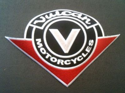 Find *NEW* Kawasaki Vulcan Motorcycle patch Large motorcycle in Florence, Colorado, United States, for US $16.00