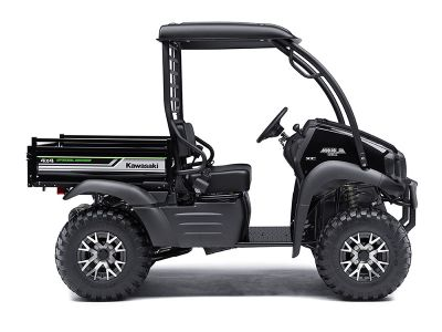 2017 Kawasaki Mule SX 4x4 XC SE Side x Side Utility Vehicles Linton, IN