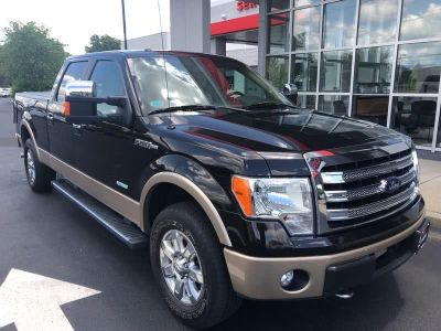 2013 Ford F-150 King Ranch (Brown)