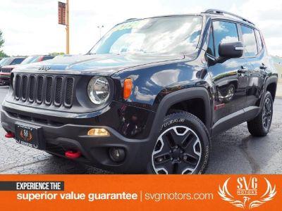 2015 Jeep Renegade Trailhawk (Black)