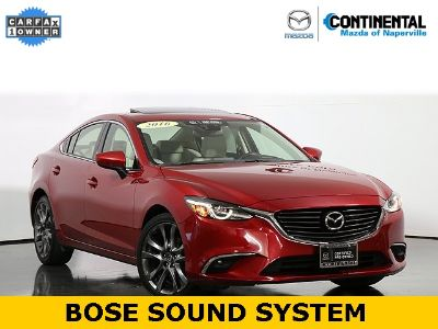 2016 Mazda Mazda6 i Grand Touring (Soul Red Metallic)