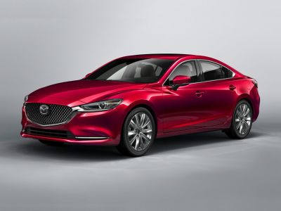 2018 Mazda Mazda6 Signature (Soul Red Crystal Metallic)