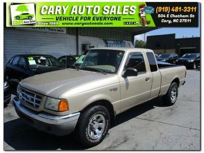 2001 Ford Ranger Edge (GOLD)