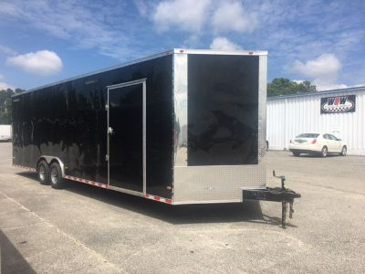 8.5x28 Race Ready Trailer