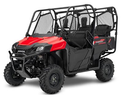 2019 Honda Pioneer 700-4 Utility SxS Wichita, KS