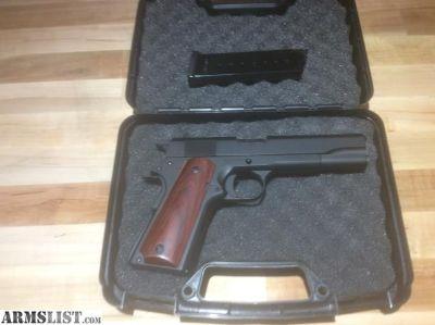 For Sale: TISAS Zig 1911 .45 ACP