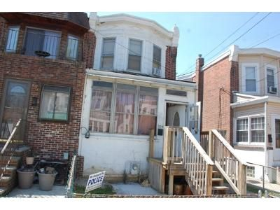 3 Bed 1 Bath Foreclosure Property in Darby, PA 19023 - Staley Ave