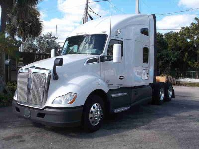 "2016 Kenworth T680 76"" High Roof Sleeper"