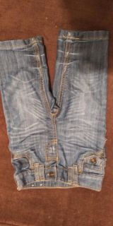 Six to nine-month Route 66 slim straight leg jeans excellent condition no staining, tears or signs of wear