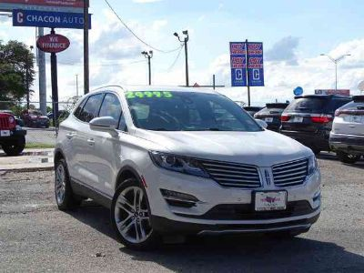 Used 2015 Lincoln MKC AWD 4dr