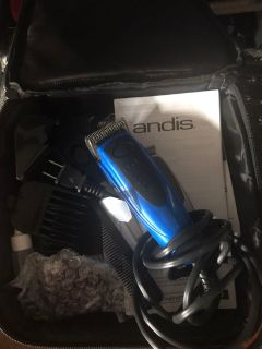 Pet Dog Grooming -Andis RACD Easy Clip Versa Clipper Kit