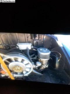 1968 convertible karmen ghia