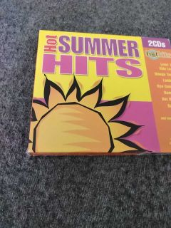 Hot Summer Hits 2 CD Set