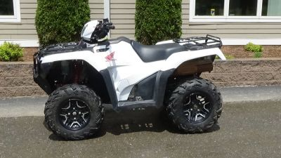 2016 Honda FourTrax Foreman Rubicon 4x4 Automatic DCT EPS Deluxe Utility ATVs Bennington, VT