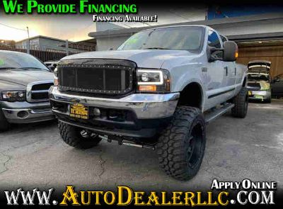 Used 2004 Ford F350 Super Duty Crew Cab for sale