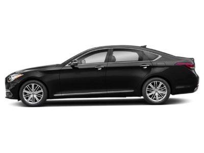 2018 Hyundai Genesis 3.8L (Silver)