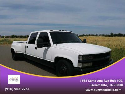 Used 1993 GMC 3500 Crew Cab for sale