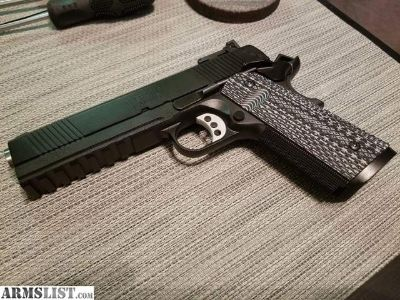 For Sale: Springfield Armory 1911 TRP Operator Full Rail