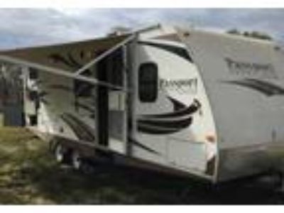 2013 Keystone RV Passport-Ultra Travel Trailer in Sand Springs, OK