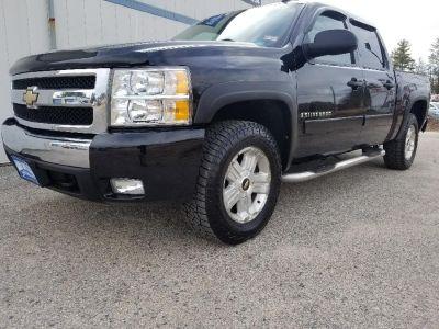 2008 Chevrolet Silverado 1500 Work Truck (Black)