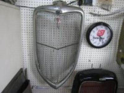 1934 Ford Grill-- SOLD-SOLD