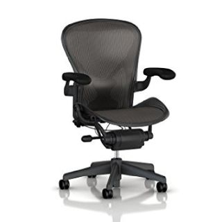 "HERMAN MILLER ""AERON"" CHAIRS SIZE B  LARGE QTY"