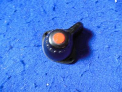 """Buy Used """"Lucas Style"""" Dashboard Mount Trafficator Switch Morris MG Austin Jaguar motorcycle in North Haven, Connecticut, United States, for US $29.99"""