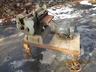 """12"""" Parks (Craftsman) Thickness Planer in NH $375"""