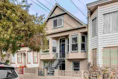 113 - 115 Precita AVE SF, The Best of Both Worlds.