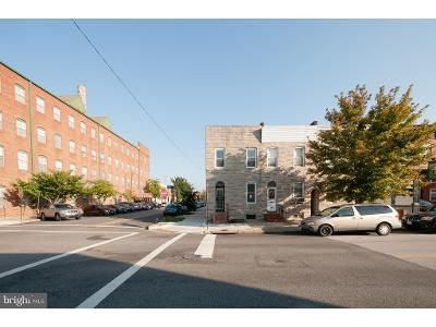 2 Bed 1 Bath Foreclosure Property in Baltimore, MD 21224 - Dillon St