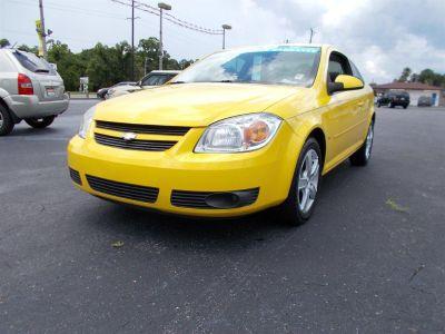 2007 Chevrolet Cobalt LT (Yellow)