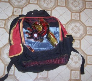 #(990) IRON MAN BACKPACK