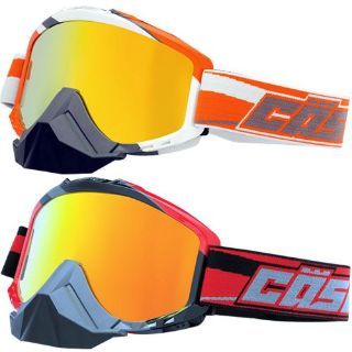 Sell Castle Force SE X2 Snowmobile Snow Ski Sled Winter Trail Eyewear Goggles motorcycle in Manitowoc, Wisconsin, United States, for US $55.24