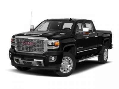 2018 GMC Sierra 2500HD Denali (Dark Slate Metallic)