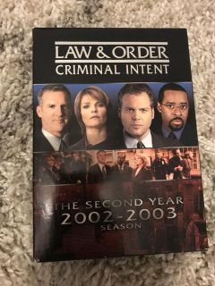 Law & Order Second Year