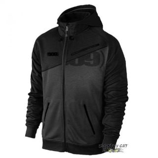 Buy 509 Tech Zip Water Resistant Hoodie With Zip Off Hood - Black - 509-CLO-T5BZ-_ motorcycle in Sauk Centre, Minnesota, United States, for US $79.95
